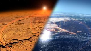 Marte/Tierra