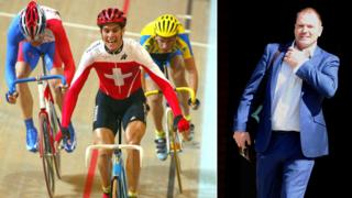 Tony Gibb at World Track Championships 2002 and at St Albans Crown Court