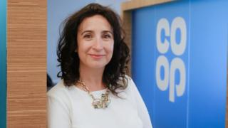 Co-op boss Jo Whitfield