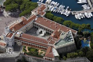 Monaco's Royal Palace, 2013 pic