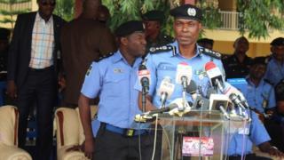 Onyeisi ndí uweojii Mohammed Adamu. Lagos 15-04-19.