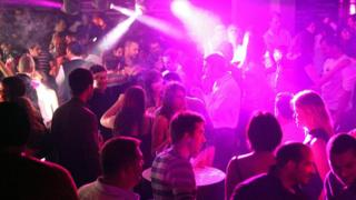 Night Club in Jordan