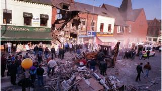 Shankill bombing