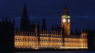 Британия парламентинин имараты