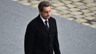 Франциянын мурдагы Президенти Николя Саркози