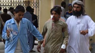 حمله انتحاری بلوچستان