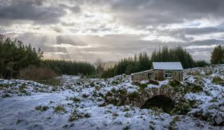 Bothy just north of Pitlochry
