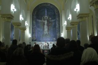 božićna misa beograd