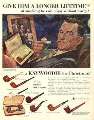 Advert for pipes