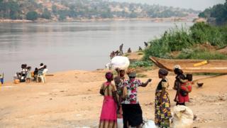 Réduction drastique du trafic sur le fleuve Kasai à cause de l'insécurité