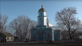 Свято-Успенська церква - єдиний у селі храм