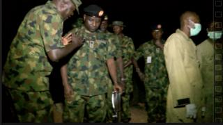 Tori be say e never too long General Alkali retire from di Nigerian Army, so as im bin dey go Bauchi to go see im farm on di 3rd of September im loss since den.
