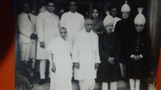 پٹیل اور نواب عثمان علی خان، حیدرآباد، انڈیا