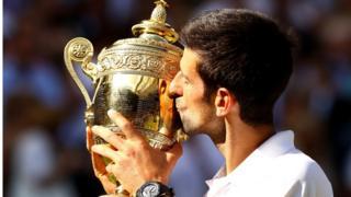 Djokovic lên ngôi vô địch Wimbledon lần thứ Tư đầy thuyêt phục