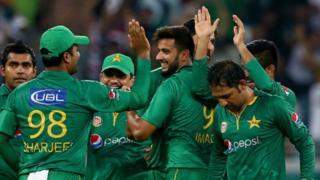 پاکستانی کرکٹرز