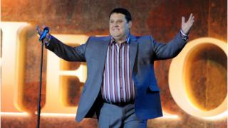 Peter Kay is going on debate again after eight years