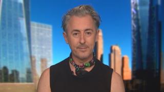 Alan Cumming 'relished' gay lead role in US show