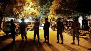 Захват заложников в Бангладеш