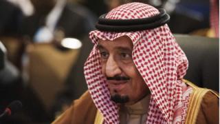 Sarkin Salman na Saudiyya