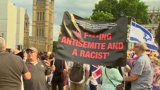 حزب کارگر و جنجال یهودیستیزی