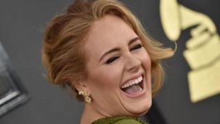 Adele, selebriti terkaya Inggris dengan Rp2,8 triliun.