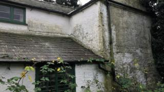 The plague cottage in Grantham