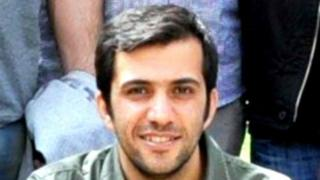 Bahman Daroshafaei (file picture)