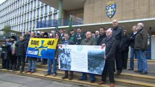 Campaigners fight DLI Museum closure