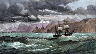 """بدأت السفينة """"إتش إم إس تشالنجر"""" رحلتها من إنجلترا عام 1872، وغيرت عبر مهمتها مسار تاريخ العلوم على سطح كوكبنا"""