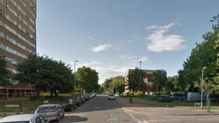Duddeston Manor Road