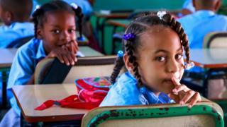 Niños de República Dominicana