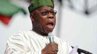 Obasanjo ya caccaki Buhari