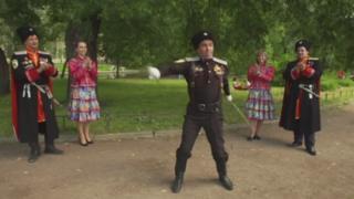 Cosacos de San Petersburgo