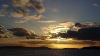 Sunset at Ardmair, Ullapool