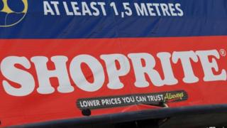 in_pictures A Shoprite sign is displayed on a billboard in Abuja, Nigeria August 3, 2020