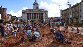 Nottingham Beach