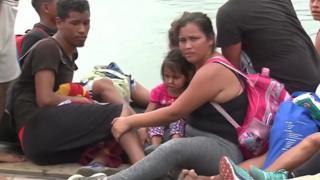 مهاجرانی که در پی رویای زندگی بهتر به آغوش مرگ میروند