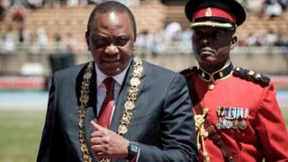 Rais Uhuru Kenyatta ameahidi kukabiliana na ufisadi