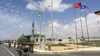 Kambi ya Kijeshi ya Uturuki nchini Somalia