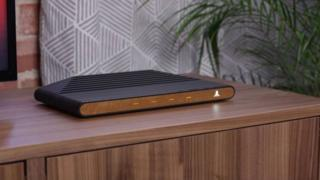 The console is designed to share some of the original aesthetics of the seventies style