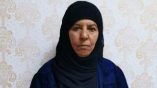 сестра аль-багдади