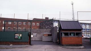 Castlereagh station