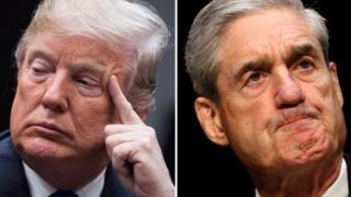 Трамп и Мюллер