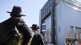 مراکز یهودیان