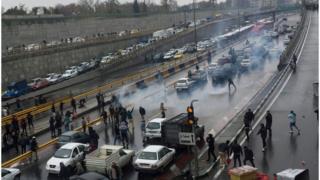 ایران احتجاج