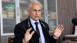 Azərbaycan Kommunist Partiyasının mərkəzi komitəsinin 1-ci katibi Telman Nurullayev