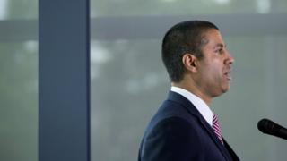 FCC Chair Ajit Pai