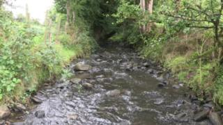 River Mowhan