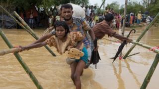 Rohingya, రోహింగ్యాలు ముస్లింలు బంగ్లాదేశ్ మయన్మార్ శరణార్థులు Muslim Bangladesh Mayanmar Refugees
