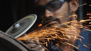 Trabajador de India